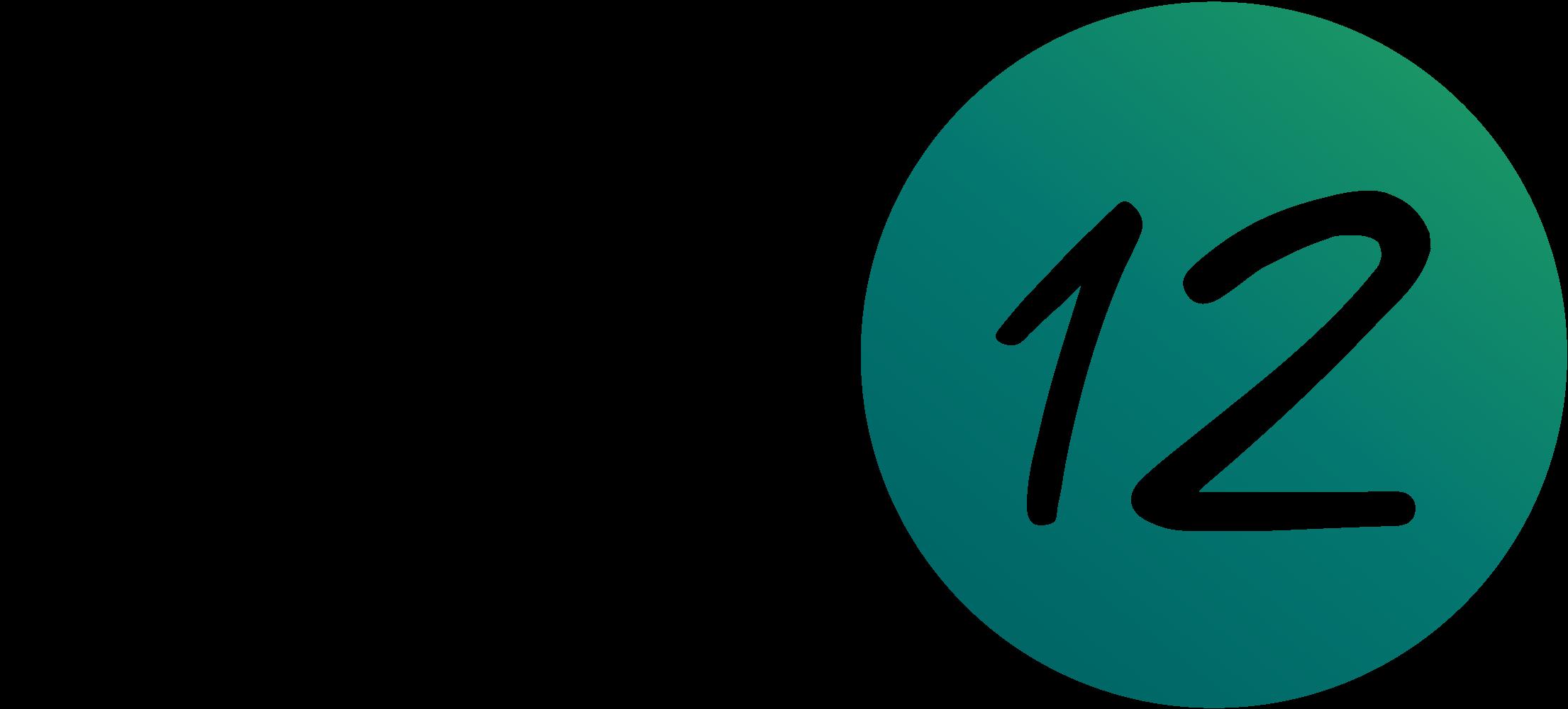 Fan12 Logo transparent